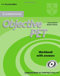 Objective PET. Second Edition. Workbook with answers