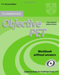 Objective PET. Second Edition. Workbook without answers