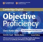 Objective Proficiency. Second Edition. Class Audio CDs