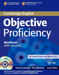 Objective Proficiency. Second Edition. Workbook with answers and Audio CD