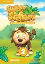 Super Safari 2. Class Audio CDs