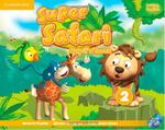Super Safari 2. Pupil's Book with DVD-ROM