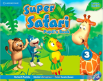 Super Safari. Level 3. Pupil's Book with DVD-ROM