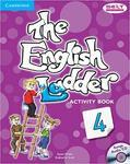The English Ladder 4. Activity Book with Songs Audio CD