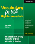 Vocabulary in Use. Second Edition. High Intermediate with answers (North American English)