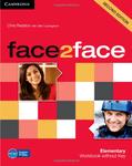 face2face. Second Edition. Elementary. Workbook without key - купить и читать книгу