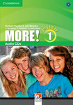 More! 2nd Edition 1. Audio CDs
