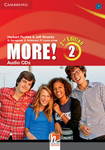 More! 2nd Edition 2. Audio CDs