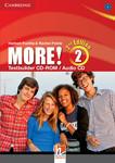 More! 2nd Edition 2. Testbuilder CD-ROM/Audio CD