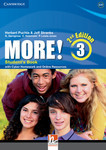 More! 2nd Edition 3. Student's Book with Cyber Homework and Online Resources - купить и читать книгу