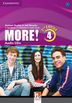 More! 2nd Edition 4. Audio CDs