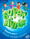 Super Minds 1. Student's Book with DVD-ROM