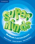 Super Minds 1. Workbook with Online Resources - купить и читать книгу