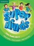 Super Minds 2. Class Audio CDs