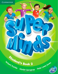 Super Minds 2. Student's Book with DVD-ROM
