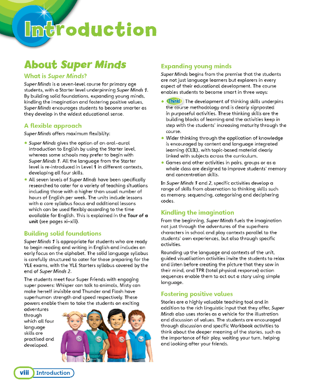 "Купить книгу ""Super Minds 2. Teacher's Book"""