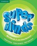 Super Minds 2. Workbook with Online Resources