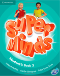 Super Minds 3. Student's Book with DVD-ROM