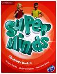 Super Minds 4. Student's Book with DVD-ROM