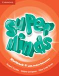 Super Minds 4. Workbook with Online Resources