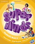 Super Minds 5. Student's Book with DVD-ROM