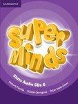 Super Minds 6. Class Audio CDs