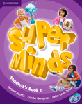 Super Minds 6. Student's Book with DVD-ROM