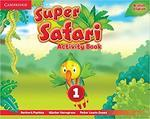 Super Safari 1. Activity Book