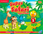 Super Safari 1. Pupil's Book with DVD-ROM