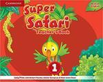 Super Safari 1. Teacher's Book