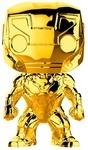 Игровая фигурка Funko Pop! Золотой хром Железный человек (33434)