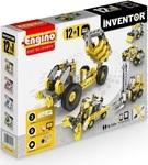 Конструктор 12 в 1 Engino Inventor Строительная техника (1234)