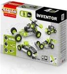 Конструктор 4 в 1 Engino Inventor Автомобили (0431)