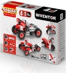 Конструктор 4 в 1 Engino Inventor Мотоциклы (0432)