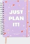 Планер ORNER Just plan it! Фиолетовый (orner-0978)