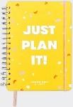 Планер ORNER Just plan it! Желтый (orner-0979)