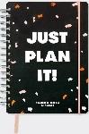 Планер ORNER Just plan it! Черный (orner-0980)