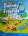 Family and Friends 2nd Edition. 1 Class Book