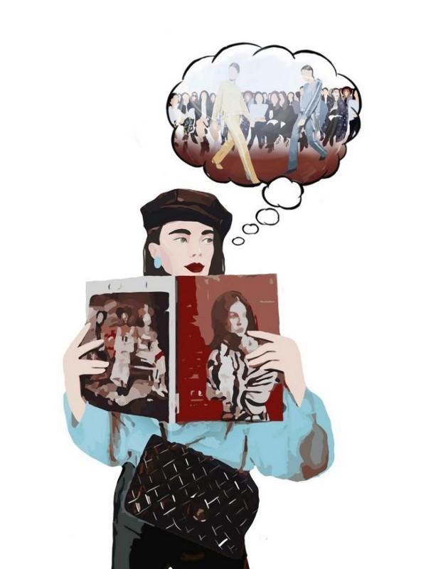"""Купить книгу """"Хочу в fashion! Як потрапити в сферу моди та залишитися в ній. Поради інсайдера"""""""