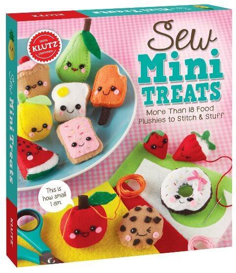 """Купить книгу """"Sew Mini Treats"""""""