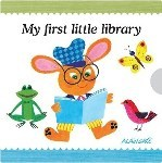 Alain Gree: My First Little Library