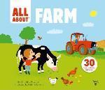 """Купить книгу """"All about Farm"""""""