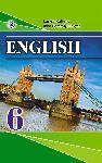 Англійська мова. Підручник. 6 клас