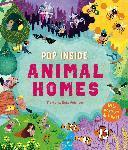 Pop inside. Animal Homes