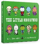 Ten Little. Monsters
