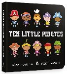 Ten Little. Pirates