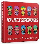 Ten Little. Superheroes