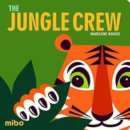 "Купить книгу ""The Jungle Crew"""