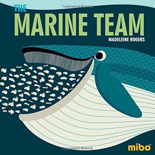 """Купить книгу """"The Marine Team"""""""