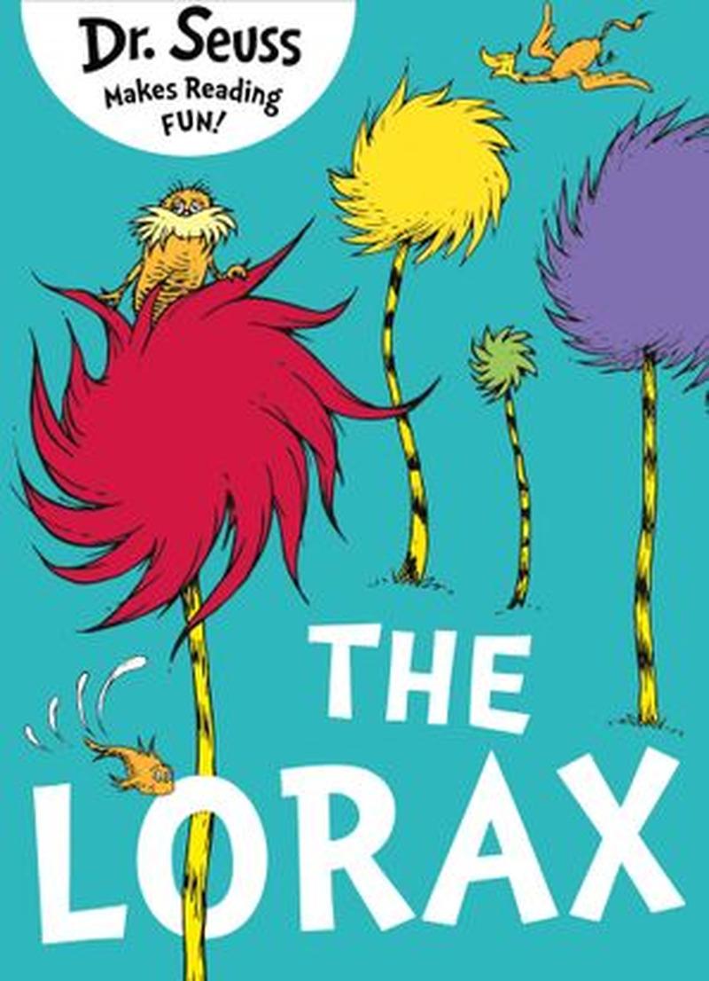 """Купить книгу """"The Lorax"""""""